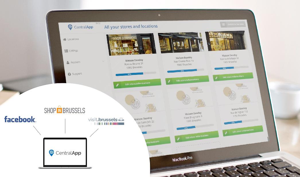 79% des clients recherchent des commerces autour d'eux sur internet. Enfin une solution simple pour les atteindre!